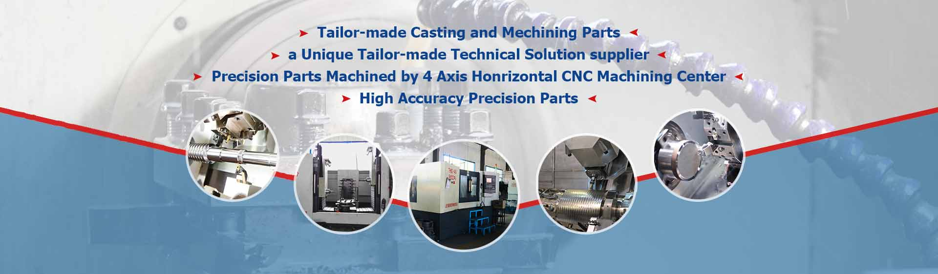 CNC Precision Machining Factory from China