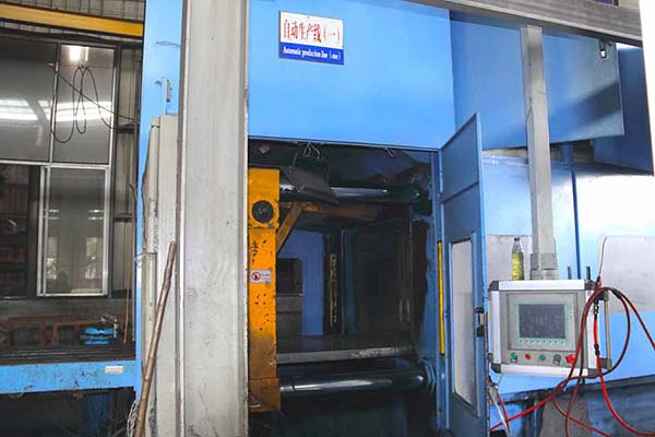 Moulding Machines for Sand Casting Foundry