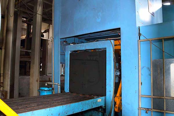 Sand Moulding Equipment