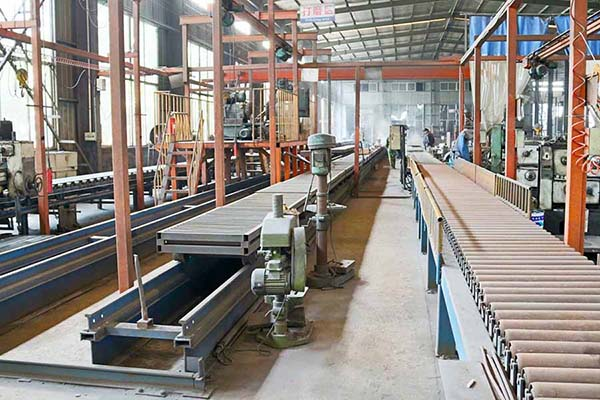 Automatic Cleaning and Polishing Line