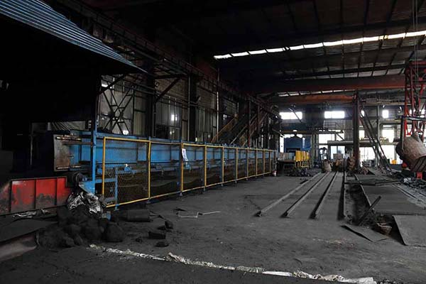 automatic foundry line