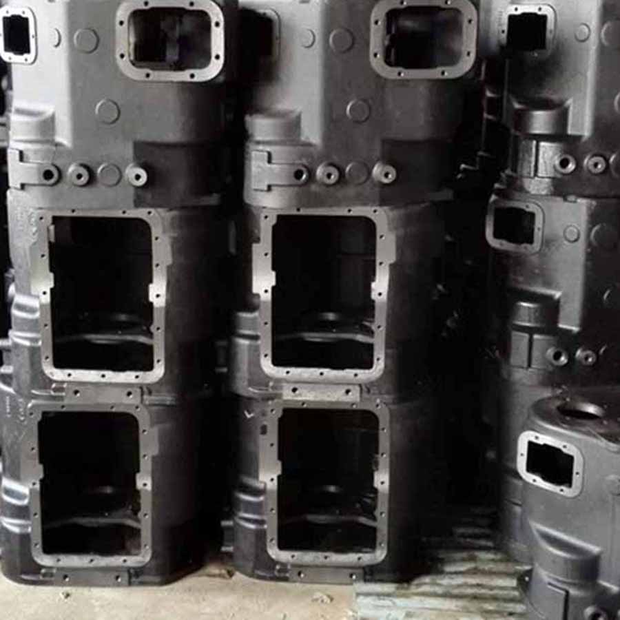 V Type Casting Parts