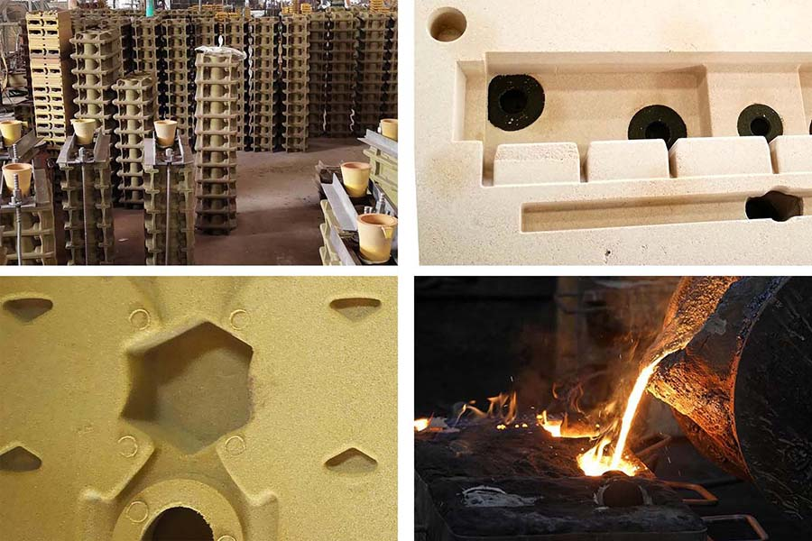 Shell Mold Casting Facilities